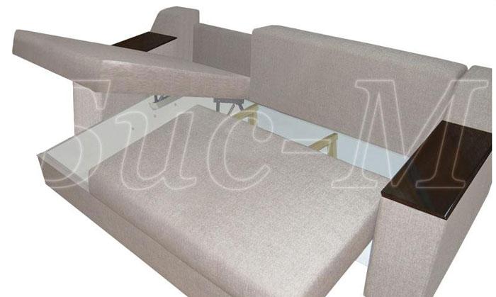 Бостон  з отоманкою - мебельная фабрика Бис-М. Фото №4. | Диваны для нирваны