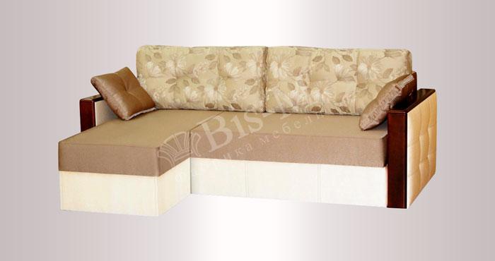 Ніколь  з отоманкою - мебельная фабрика Бис-М. Фото №2. | Диваны для нирваны