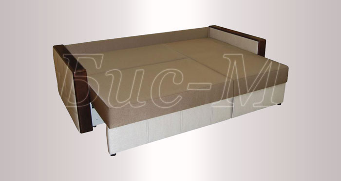 Ніколь  з отоманкою - мебельная фабрика Бис-М. Фото №3. | Диваны для нирваны
