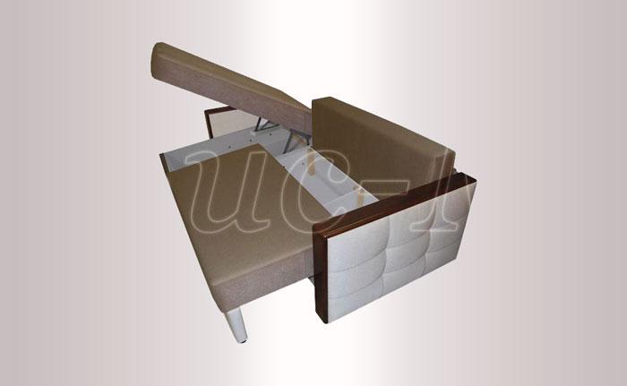 Ніколь  з отоманкою - мебельная фабрика Бис-М. Фото №4. | Диваны для нирваны