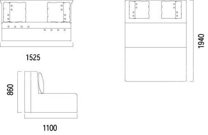 Сильвия-7 - мебельная фабрика Фабрика Ливс. Фото №1. | Диваны для нирваны