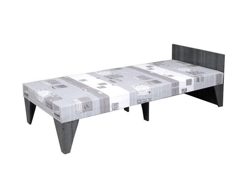 Кровать  0.8 (эконом ДСП) - мебельная фабрика Катунь. Фото №2. | Диваны для нирваны