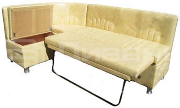 Візит кухонний очок зі спальним місцем - мебельная фабрика Ніка. Фото №3. | Диваны для нирваны