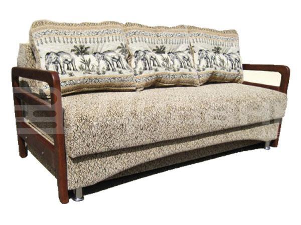Мадрид (с деревянными подлокотниками) - мебельная фабрика Ніка. Фото №2. | Диваны для нирваны